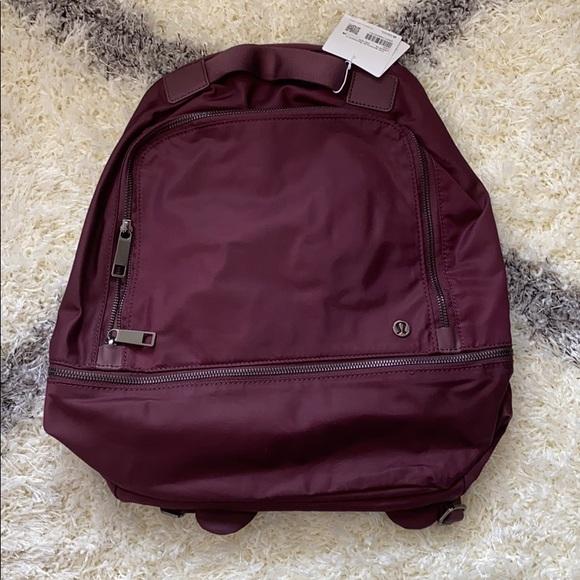 BNWT lululemon city adventurer backpack II
